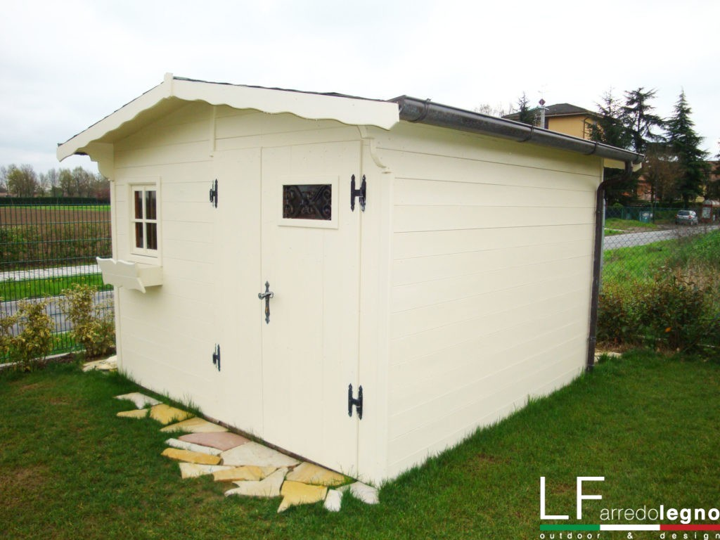 Casette in legno da giardino o terrazzo lf arredo legno for Arredo terrazzo outlet